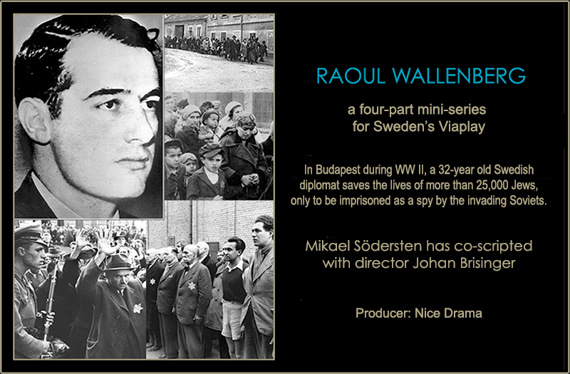 Raoul Wallenberg lightbox