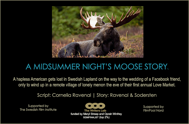 A Midsummer Night's Moose Story lightbox