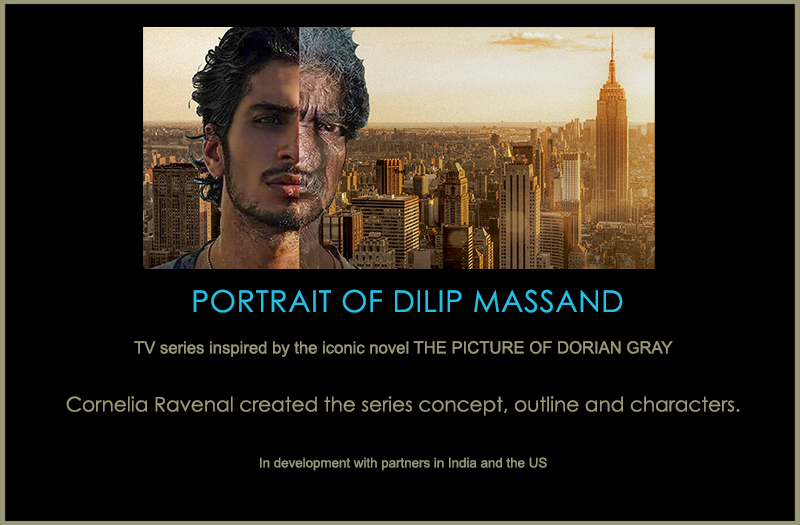 Portrait of Dilip Massand lightbox